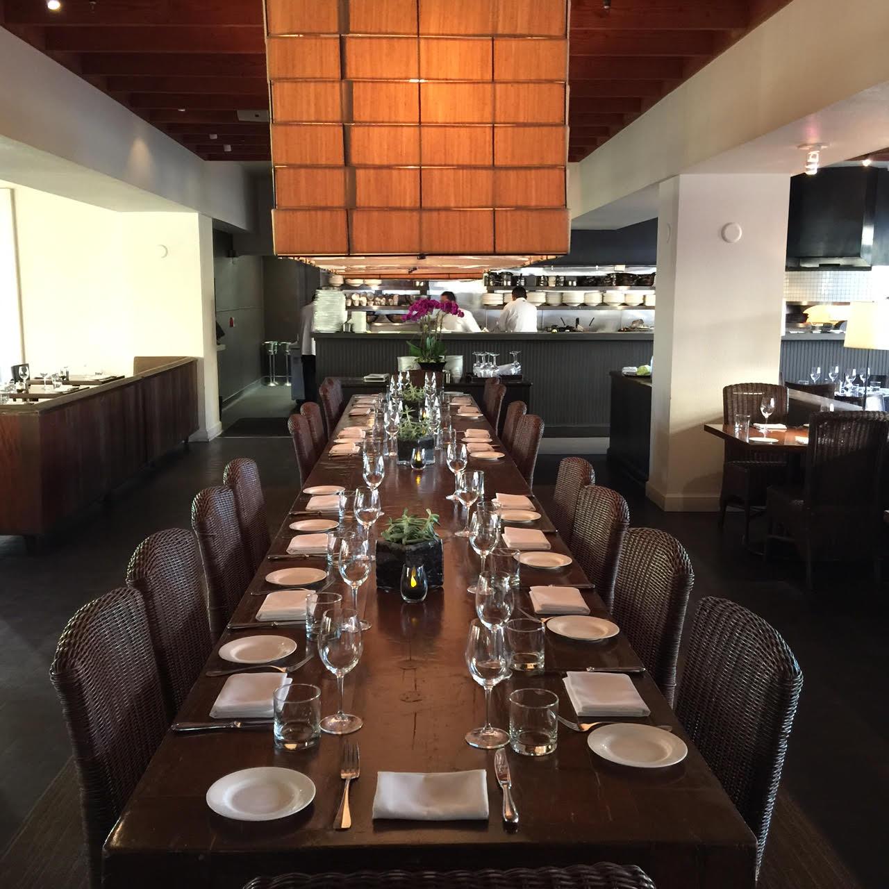 El Dorado Kitchen at El Dorado Hotel Sonoma CA