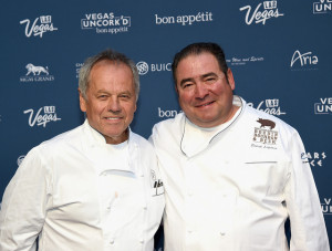 chef Wolfgang Puck Emeril Lagasse