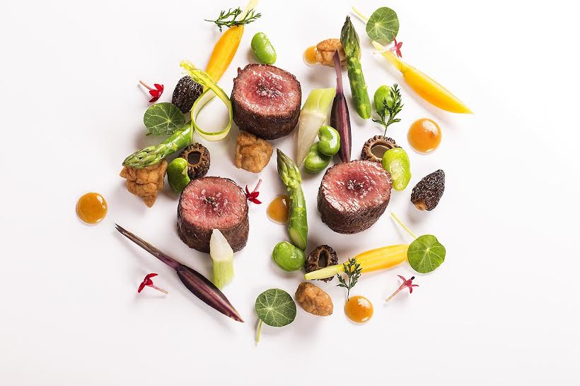 In La Napoule And 3 Michelin Starred Joël Robuchon Then Became Chef De Cuisine Of Michael Mina Restaurant At Bellagio Now Bergerhausen Is Managing