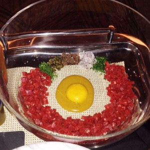 Bazaar Meat Steak Tartare