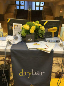 Hyatt Centric DryBar 3