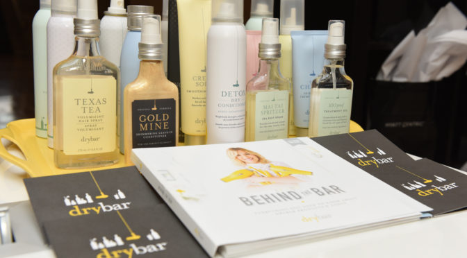 Hyatt Centric Steps up Its Style with First-Ever Drybar Collaboration
