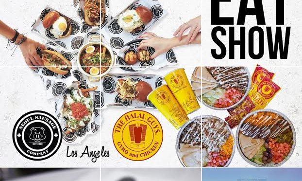 EAT SHOW, The New Standard For Tasting Events, To Launch This October 1st, 2016 In Los Angeles.