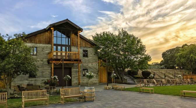 Murrieta's Well Estate Vineyard in Livermore Valley, California